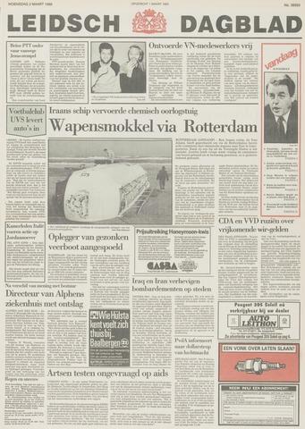 Leidsch Dagblad 1988-03-02