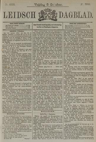 Leidsch Dagblad 1880-10-08