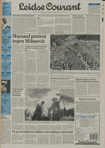 Leidse Courant 1992-06-01