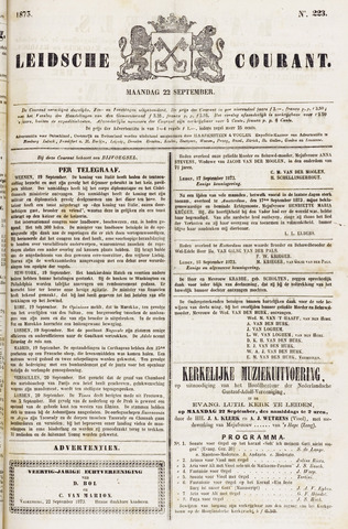 Leydse Courant 1873-09-22