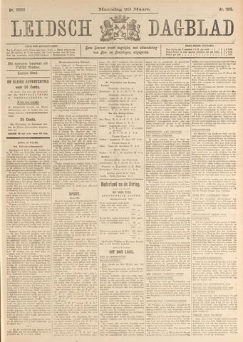 Leidsch Dagblad 1915-03-29
