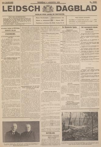 Leidsch Dagblad 1928-08-08