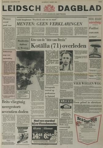 Leidsch Dagblad 1979-08-01