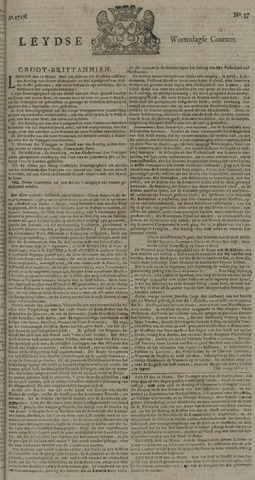 Leydse Courant 1727-03-26