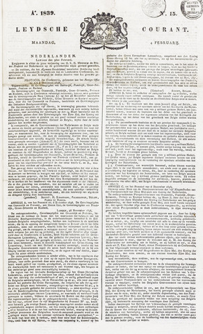 Leydse Courant 1839-02-04