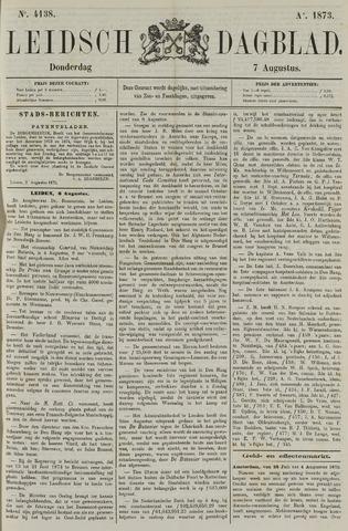 Leidsch Dagblad 1873-08-07