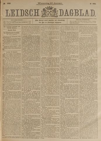Leidsch Dagblad 1902-01-15