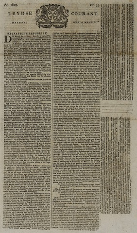 Leydse Courant 1805-03-18
