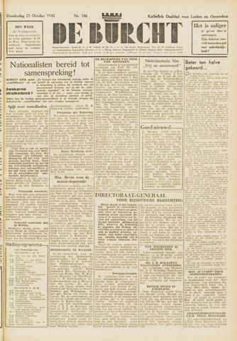 De Burcht 1945-10-25