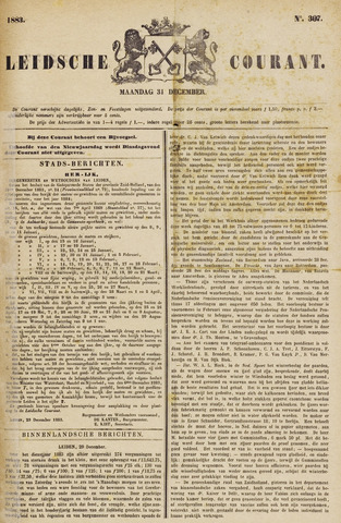 Leydse Courant 1883-12-31