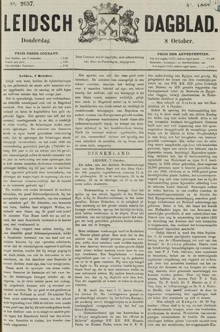 Leidsch Dagblad 1868-10-08