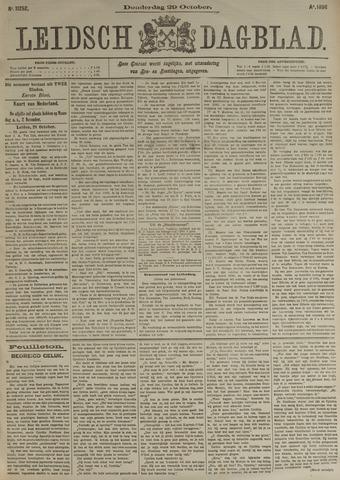 Leidsch Dagblad 1896-10-29