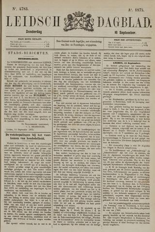 Leidsch Dagblad 1875-09-16