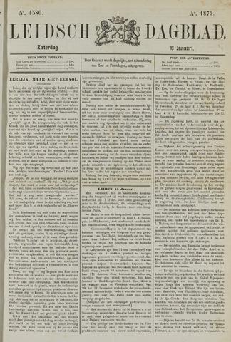 Leidsch Dagblad 1875-01-16