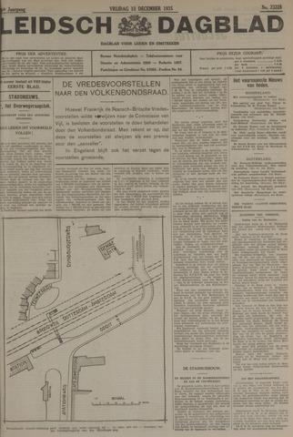 Leidsch Dagblad 1935-12-13