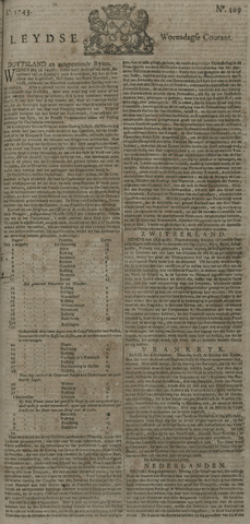 Leydse Courant 1743-09-11