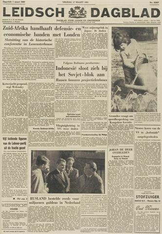 Leidsch Dagblad 1961-03-17