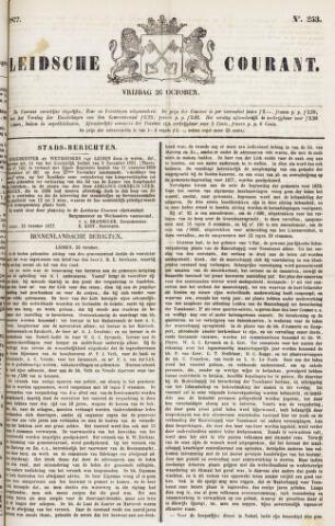 Leydse Courant 1877-10-26