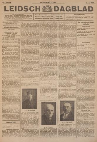 Leidsch Dagblad 1926-07-01