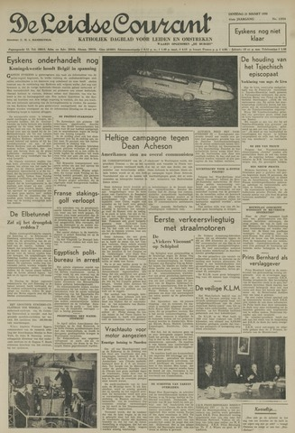 Leidse Courant 1950-03-21