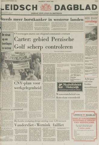 Leidsch Dagblad 1980-09-30