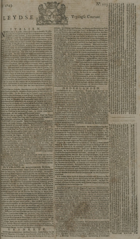 Leydse Courant 1743-09-20