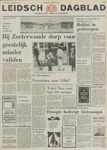 Leidsch Dagblad 1975-08-06