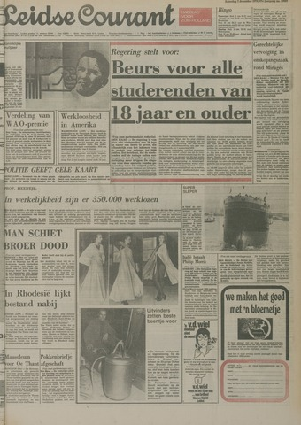 Leidse Courant 1974-12-07
