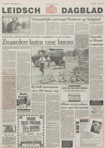 Leidsch Dagblad 1990-12-12