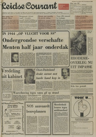 Leidse Courant 1976-11-27