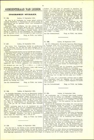 Handelingen van de Raad 1938-09-15