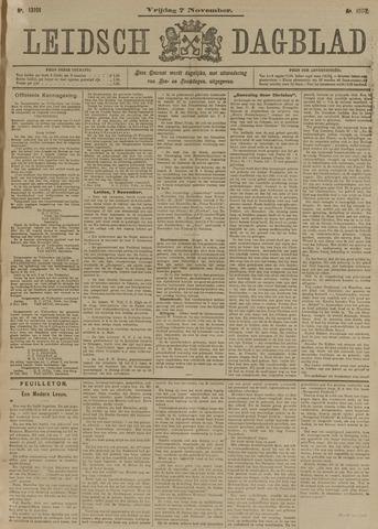 Leidsch Dagblad 1902-11-07