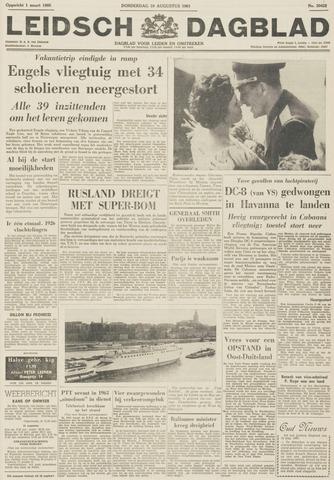 Leidsch Dagblad 1961-08-10