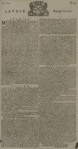 Leydse Courant 1740-07-29
