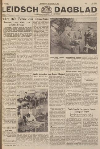 Leidsch Dagblad 1951-08-22