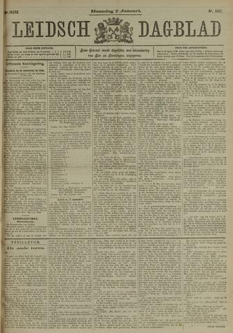 Leidsch Dagblad 1907-01-07