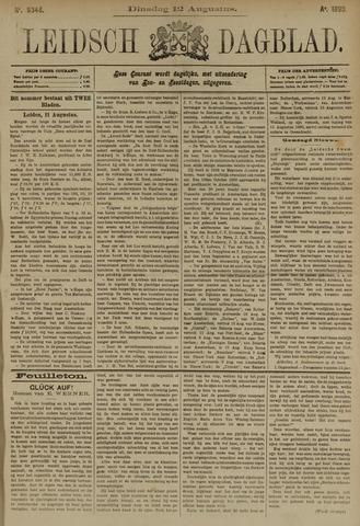 Leidsch Dagblad 1890-08-12