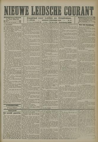 Nieuwe Leidsche Courant 1923-12-11