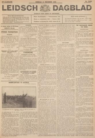 Leidsch Dagblad 1928-12-11