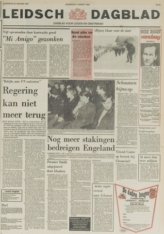 Leidsch Dagblad 1979-01-20