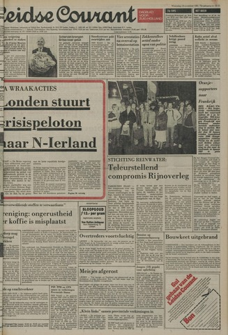 Leidse Courant 1981-11-18