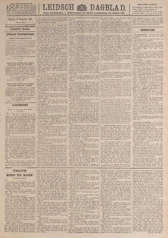 Leidsch Dagblad 1919-08-19