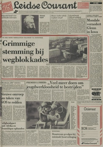 Leidse Courant 1984-02-21