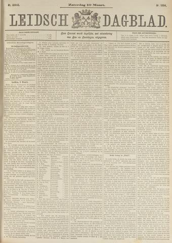 Leidsch Dagblad 1894-03-10