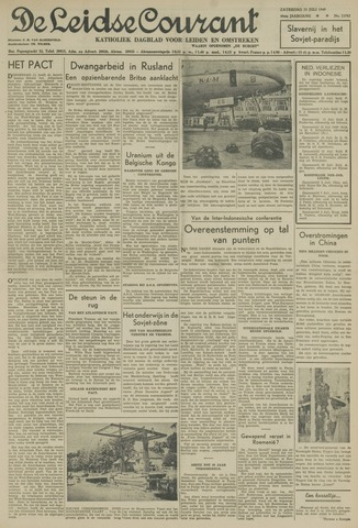 Leidse Courant 1949-07-23