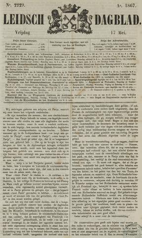 Leidsch Dagblad 1867-05-17