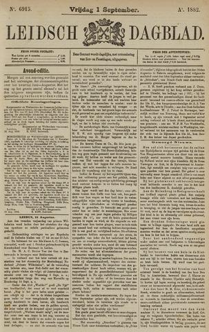 Leidsch Dagblad 1882-09-01