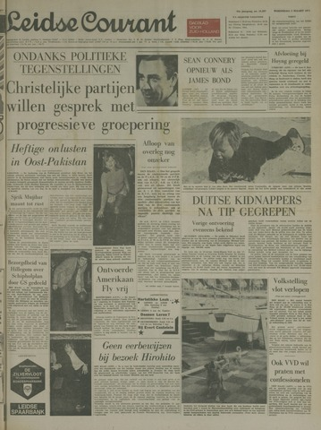 Leidse Courant 1971-03-03