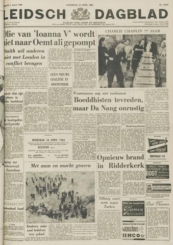 Leidsch Dagblad 1966-04-16