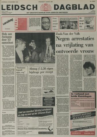 Leidsch Dagblad 1982-12-18